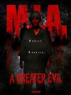 M.I.A. A Greater Evil poster