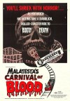 Malatesta's Carnival of Blood poster