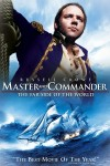 Master and Commander: The Far Side of the World Movie Poster / Movie Info page