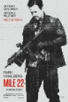 Mile 22 Movie Poster / Movie Info page