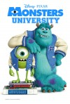 Monsters University Movie Poster / Movie Info page