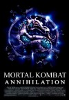 Mortal Kombat: Annihilation Movie Poster / Movie Info page