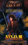 Ninja III: The Domination poster