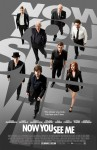 Now You See Me Movie Poster / Movie Info page