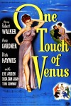 One Touch of Venus poster