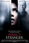 Perfect Stranger Movie Poster / Movie Info page