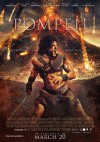 Pompeii Movie Poster / Movie Info page