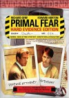 Primal Fear Movie Poster / Movie Info page