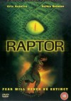 Raptor Movie Poster / Movie Info page