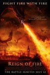 Reign of Fire Movie Poster / Movie Info page