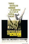 Scream and Scream Again Movie Poster / Movie Info page