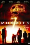 Seven Mummies Movie Poster / Movie Info page
