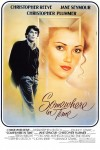 Somewhere in Time Movie Poster / Movie Info page