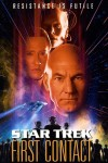 Star Trek: First Contact Movie Poster / Movie Info page