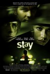 Stay Movie Poster / Movie Info page