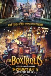 The Boxtrolls Movie Poster / Movie Info page