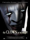 The Clown at Midnight Movie Poster / Movie Info page