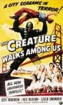 The Creature Walks Among Us 1956