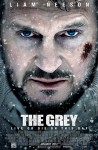 The Grey Movie Poster / Movie Info page