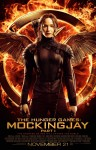 The Hunger Games: Mockingjay - Part 1 Movie Poster / Movie Info page