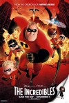 The Incredibles Movie Poster / Movie Info page