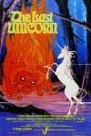 The Last Unicorn Movie Poster / Movie Info page