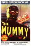 The Mummy Movie Poster / Movie Info page