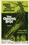 The Oblong Box Movie Poster / Movie Info page