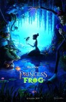 The Princess and the Frog Movie Poster / Movie Info page