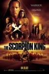 The Scorpion King Movie Poster / Movie Info page