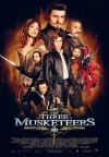 The Three Musketeers Movie Poster / Movie Info page