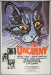 The Uncanny Movie Poster / Movie Info page