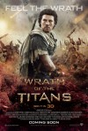 Wrath of the Titans Movie Poster / Movie Info page