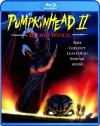 Pumpkinhead II: Blood Wings Movie Poster / Movie Info page