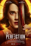 The Perfection Movie Poster / Movie Page info
