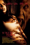 Wrong Turn Movie Poster / Movie Info page