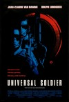 Universal Soldier Movie Poster / Movie Info page