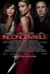 Inconceivable Movie Poster / Movie Info page
