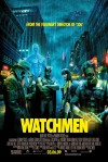 Watchmen Movie Poster / Movie Info page