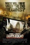Diary of the Dead Movie Poster / Movie Info page