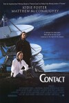 Contact Movie Poster / Movie Info page
