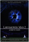Lawnmower Man 2: Beyond Cyberspace Movie Poster / Movie Info page