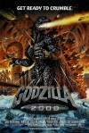 Godzilla 2000 Movie Poster / Movie Info page
