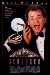 Scrooged Movie Poster / Movie Info page
