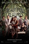 Beautiful Creatures Movie Poster / Movie Info page