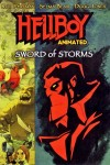 Hellboy Animated: Sword of Storms Movie Poster / Movie Info page