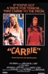 Carrie Movie Poster / Movie Page info