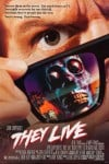They Live Movie Poster / Movie Info page