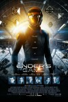 Ender's Game Movie Poster / Movie Info page