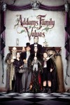 Addams Family Values Movie Poster / Movie Info page